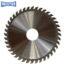Hot sell 105*1.6/1.0*40T*22.23 exporting tct saw blade for wood cutting