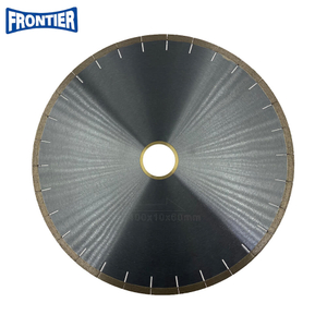 400*41.4/39.3*3.0/2.4*10*30*60mm 16 Inch 10mm Height Silver Brazed Diamond Saw Blade for Cutting Quartz Stone,marble